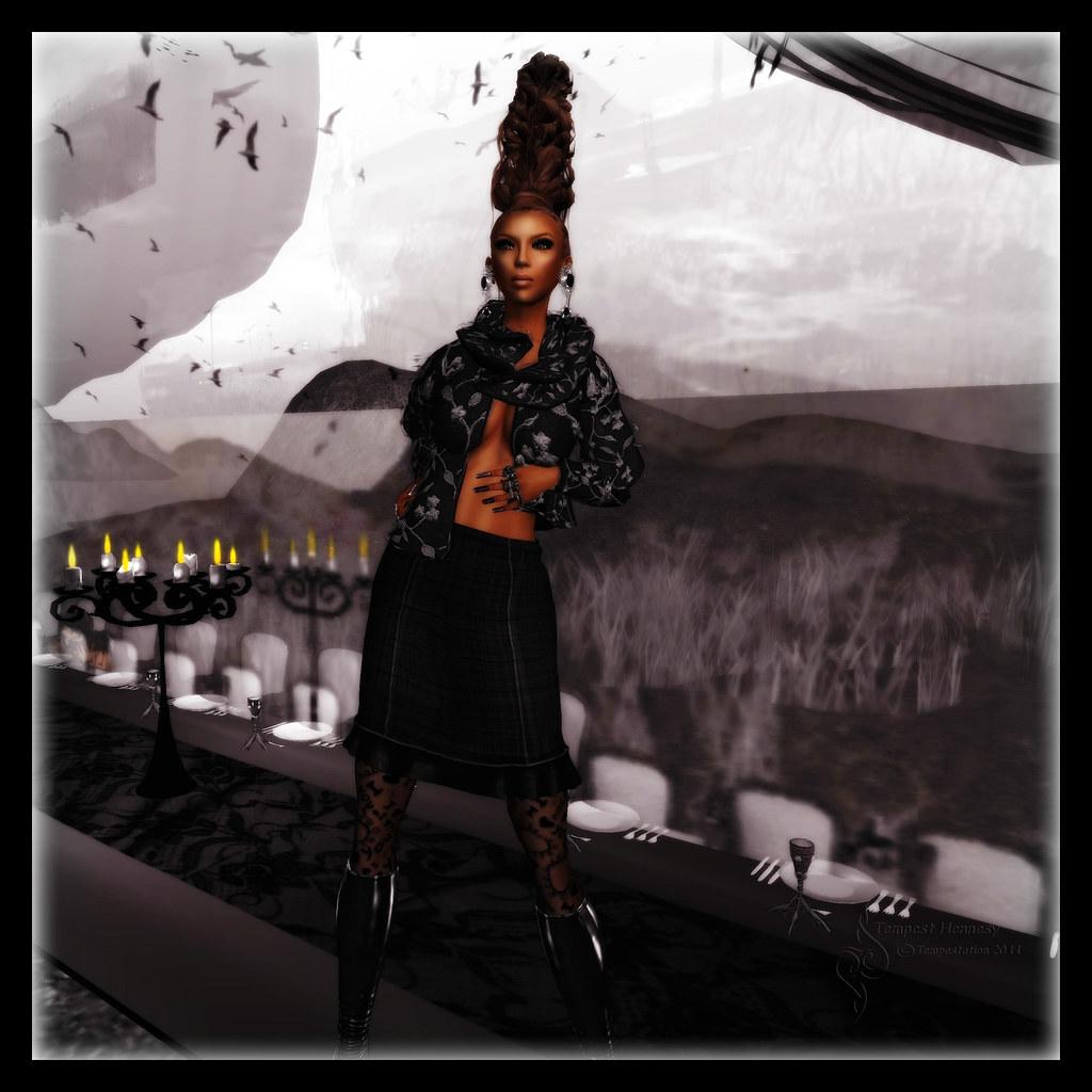 The Garment Rack:  Nuage of LeeZu