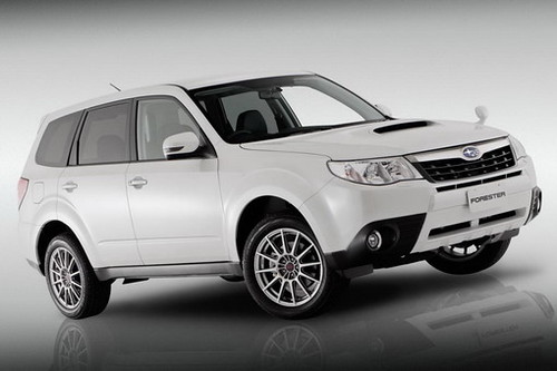 Subaru Forester: SUV Crossover Familiar de 5 Puertas