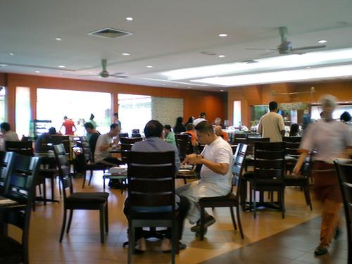 Breakfast at Concorde KLIA