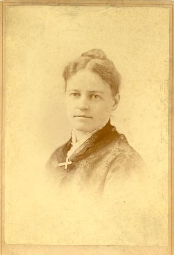 Elizabeth Forrer Peirce, undated
