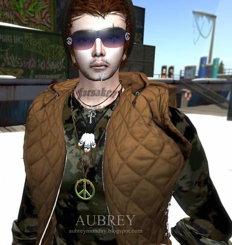 Men Style #03 - ARMY GUY