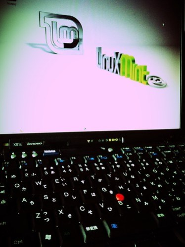 Thinkpad X61S + Linux Mint