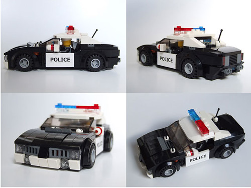 Police Interceptor (New LDD!) by ER0L