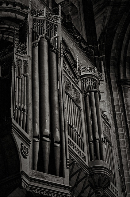 Liverpool Cathedral Organ
