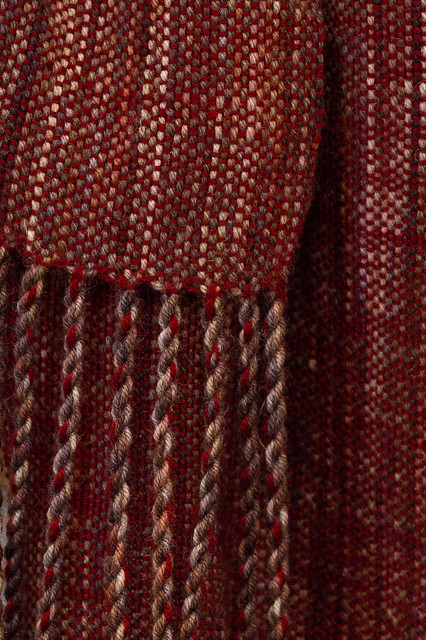 Thing a Week #39: Woven Scarf