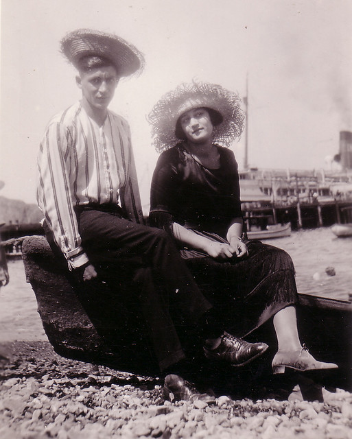 Jack Gruenberg and his sister Rose1
