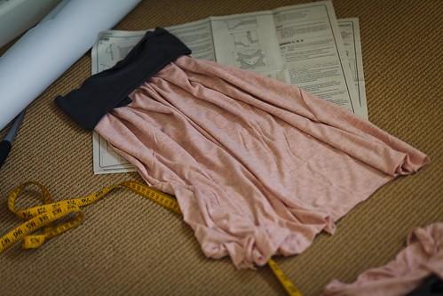 Skirt Portion