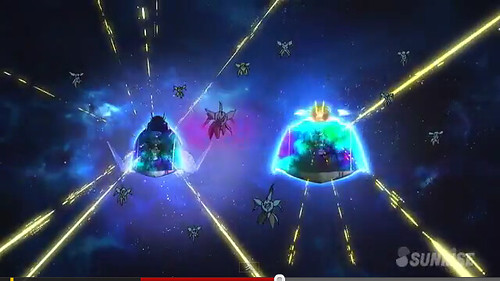 Gundam AGE  Episode 12  Course for Counterattack Youtube  Gundam PH (8)