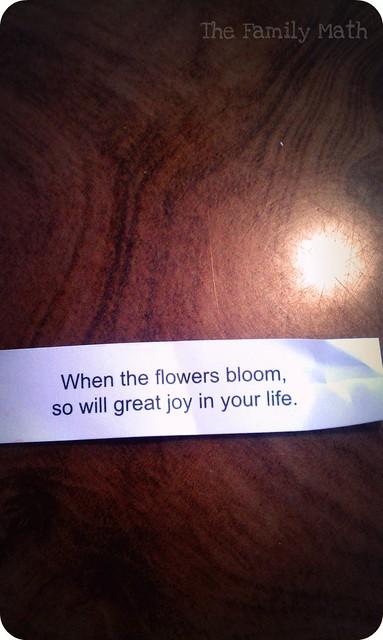 joy fortune cookie