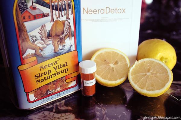 Lemon Detox Diet Book