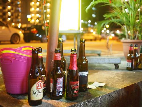 Craft Beer + Zi-Char Pairing Dinner