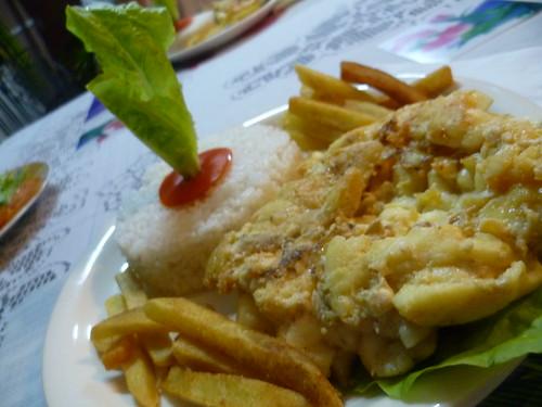 3/1/2012 - Jantar na Casa da Raquel (Cienfuegos/Cuba)