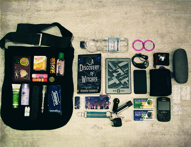 What's In My Bag (January 2012)