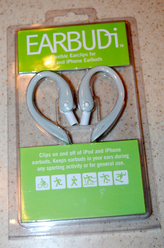 EARBUDi - love it!