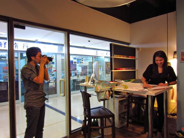 At Atelier Ong Shunmugam