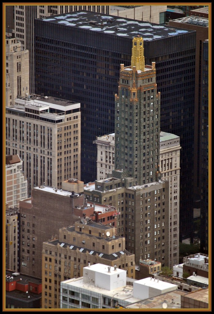 The Carbide  Carbon Building Hard Rock Hotel Chicago