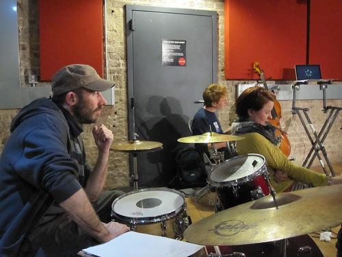 rehearsing for soundbites 2