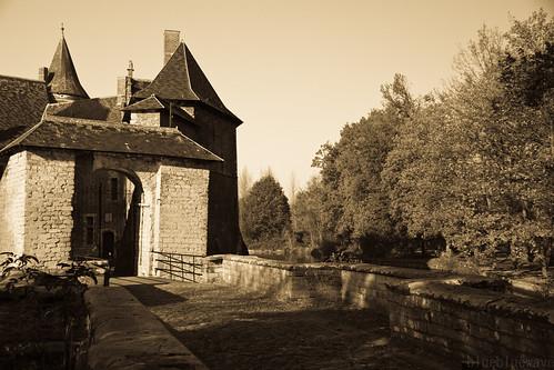 Castle of Horst
