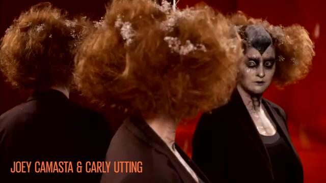 MAC Cosmetics Halloween Face Off, 2011 (1)