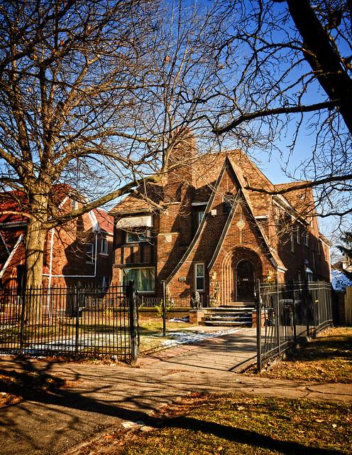 Jackie Wilsons home 16522 La Salle Ave Detroit MI  Flickr  Photo Sharing