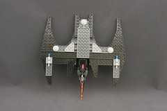 6863 Batwing Battle Over Gotham City - Batwing 12