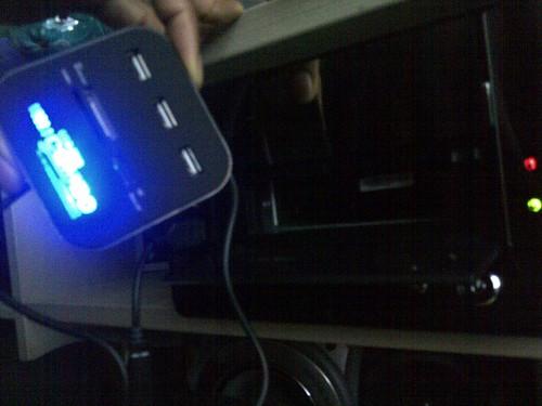 —Trinity: The Build - Built-in SD Card Reader & 3 Port USB Hub Mod for the CustoMac Mini 2011 (5/6)