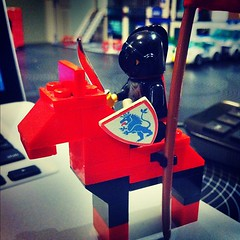 Lego Knight