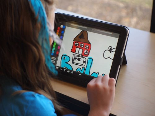 Does The iPad Improve the Child's Learning Experience?