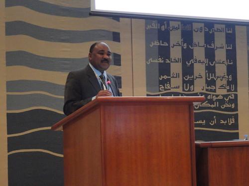 Ibrahim Elbadawi, (Economic Policy and Research Center (EPRC) - Dubai Economic Council)