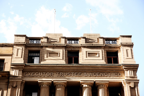 Executor Trustee & Agency Co