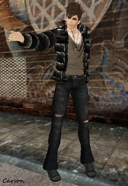 GABRIEL - Down jacket Set, Rispetto Designs - JOJ Jeans