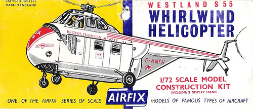 Westland S55 Whirlwind Helicopter