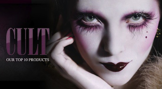 Illamasqua 'Top Ten' Cult Products