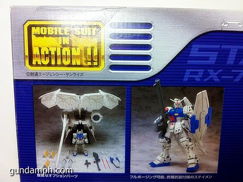 MSIA Dendrobium RX-78GP03 Gundam Figure Rare 2001 (2)