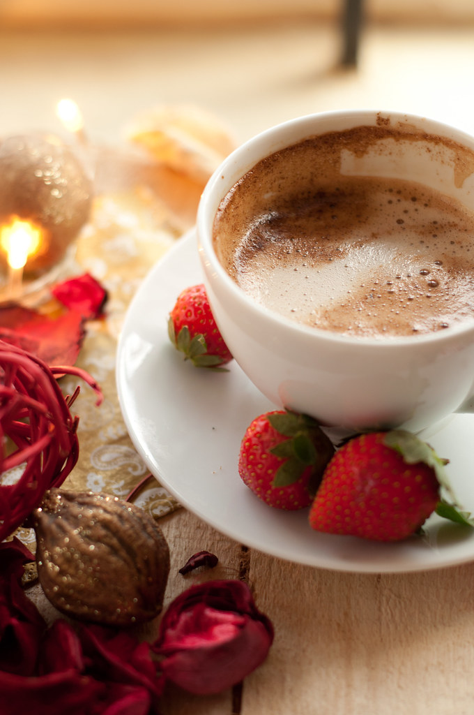 Day 337.365 - Christmas Coffee