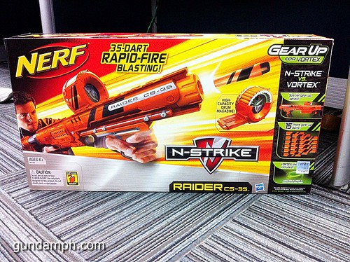 NERF Sale 50% Off Stampede Raider Recon Unboxing Review (47)