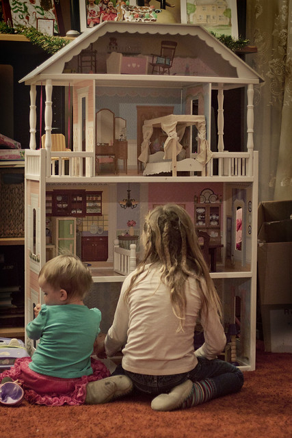 The Ultimate Doll House