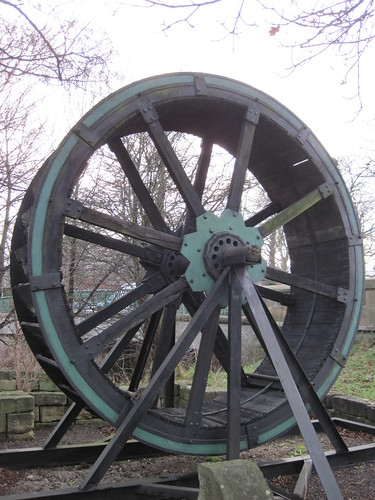 Stokesley Mill Wheel