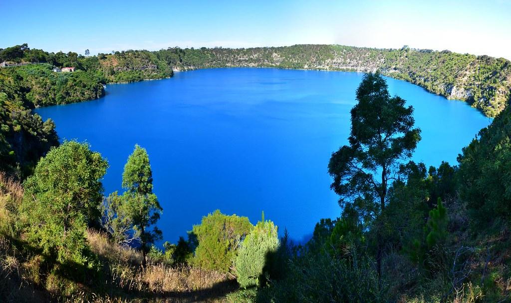 Mount Gambier Blue Lake South Australia