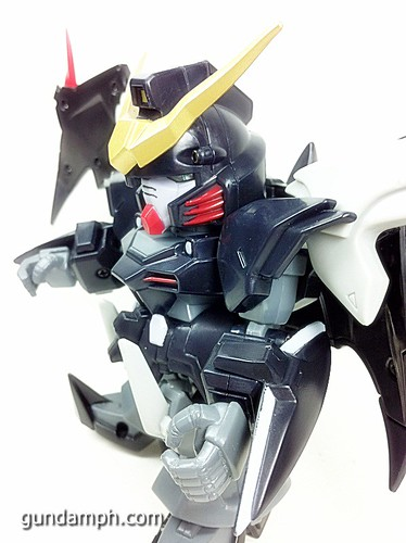 SD Gundam Online Deathscythe Hell Custom Toy Figure Unboxing Review (45)