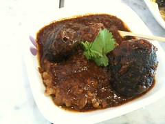 Buah keluak pork ribs, Daisy's Dream Kitchen, West Coast Road