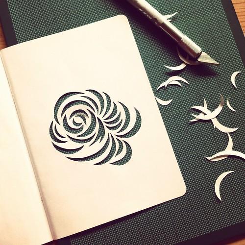 Sketchbook Project: Work In Progress