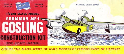 Grumman J4F-1 Gosling