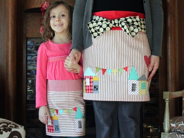 our aprons
