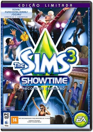 Final Showtime Brazilian Box Art