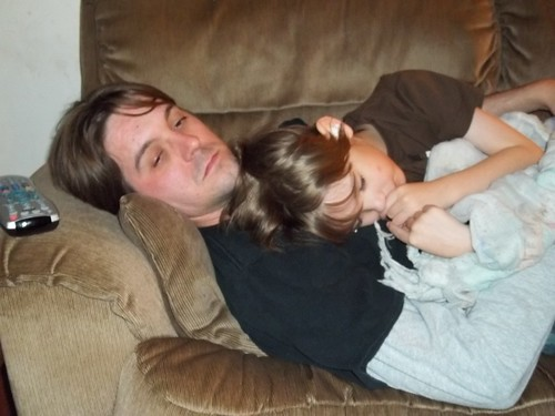 041/366 [2012] - Daddy Cuddles by TM2TS