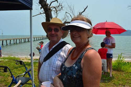 Robert and Sue Tidey