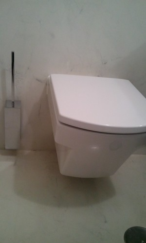 Detalle de WC