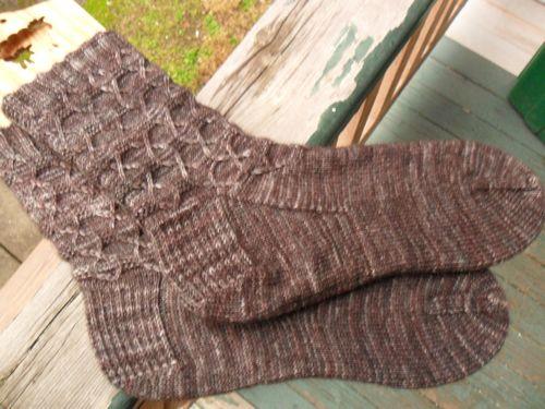 Hex socks