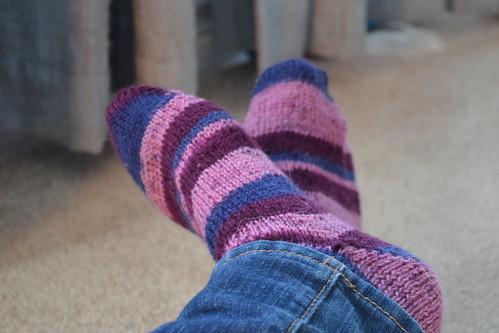 Midnight socks